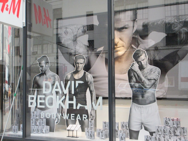Billboards Window Displays - MARC ATLAN DESIGN