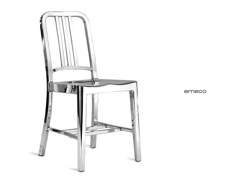 Emeco I Branding Design Photography - MARC ATLAN DESIGN
