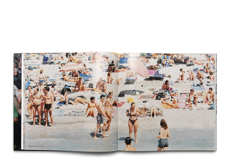 Massimo Vitali I Book Design - MARC ATLAN DESIGN