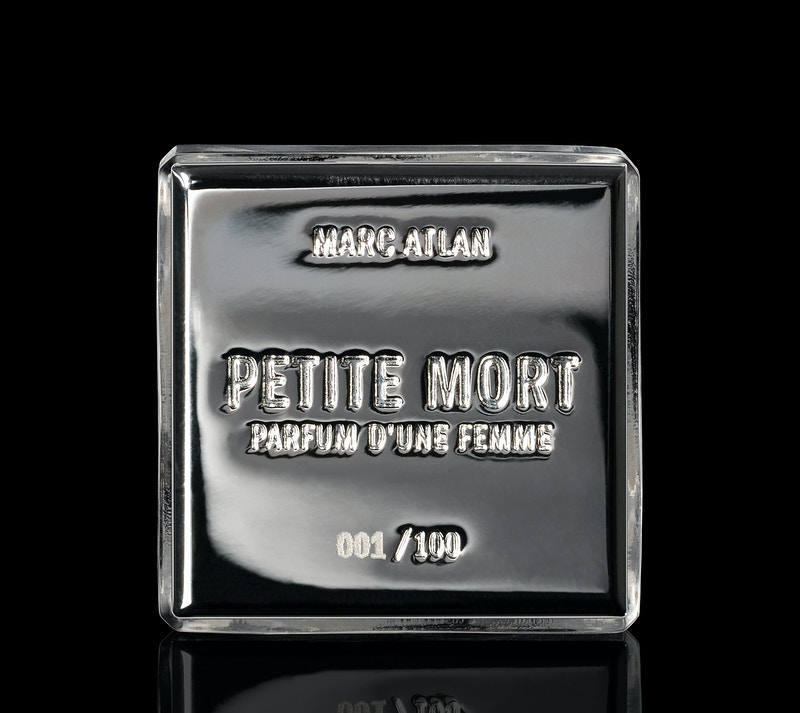 Petite Mort Ltd Ed Fragrance - MARC ATLAN DESIGN