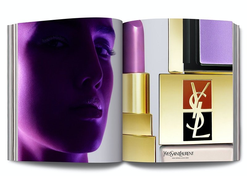 Ysl Beauty Campaigns - MARC ATLAN DESIGN