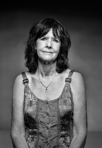 Faces Of Homelessness - Marc Pierre Photo