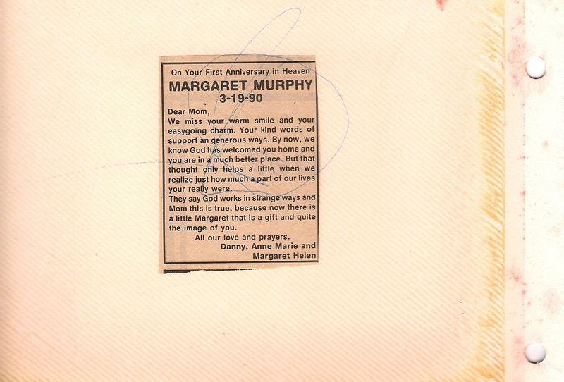 Being Margie - Margaret Murphy Photography