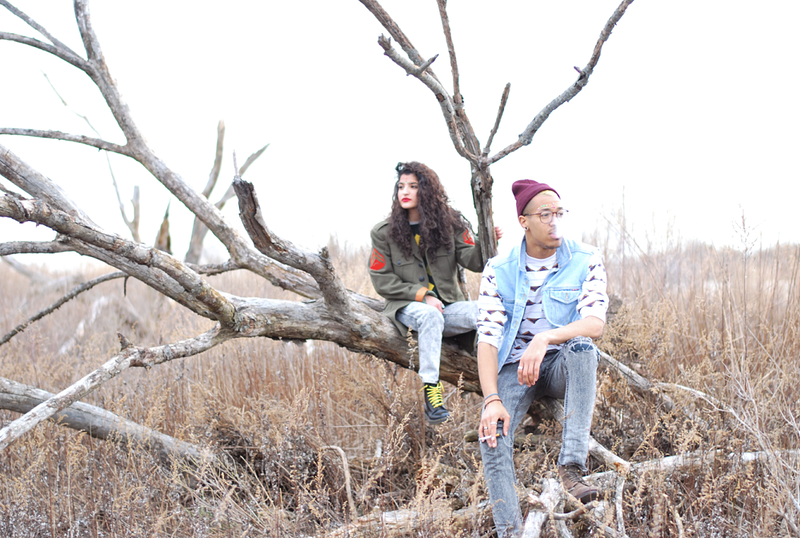 tree friends - Margaret Murphy Photography