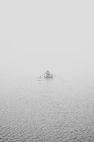 fog on the lake - Margaret Murphy Photography