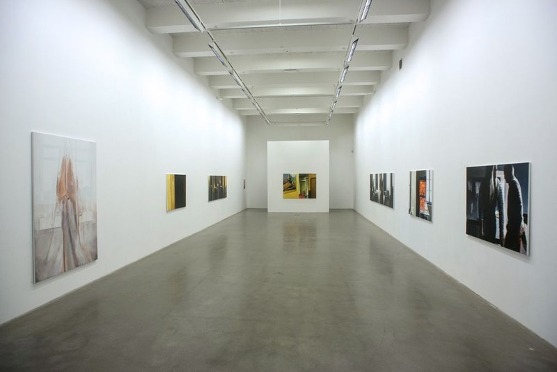New Paintings Trafo Kunsthall 2012 2013 - MARIANNE WIIG STORAAS