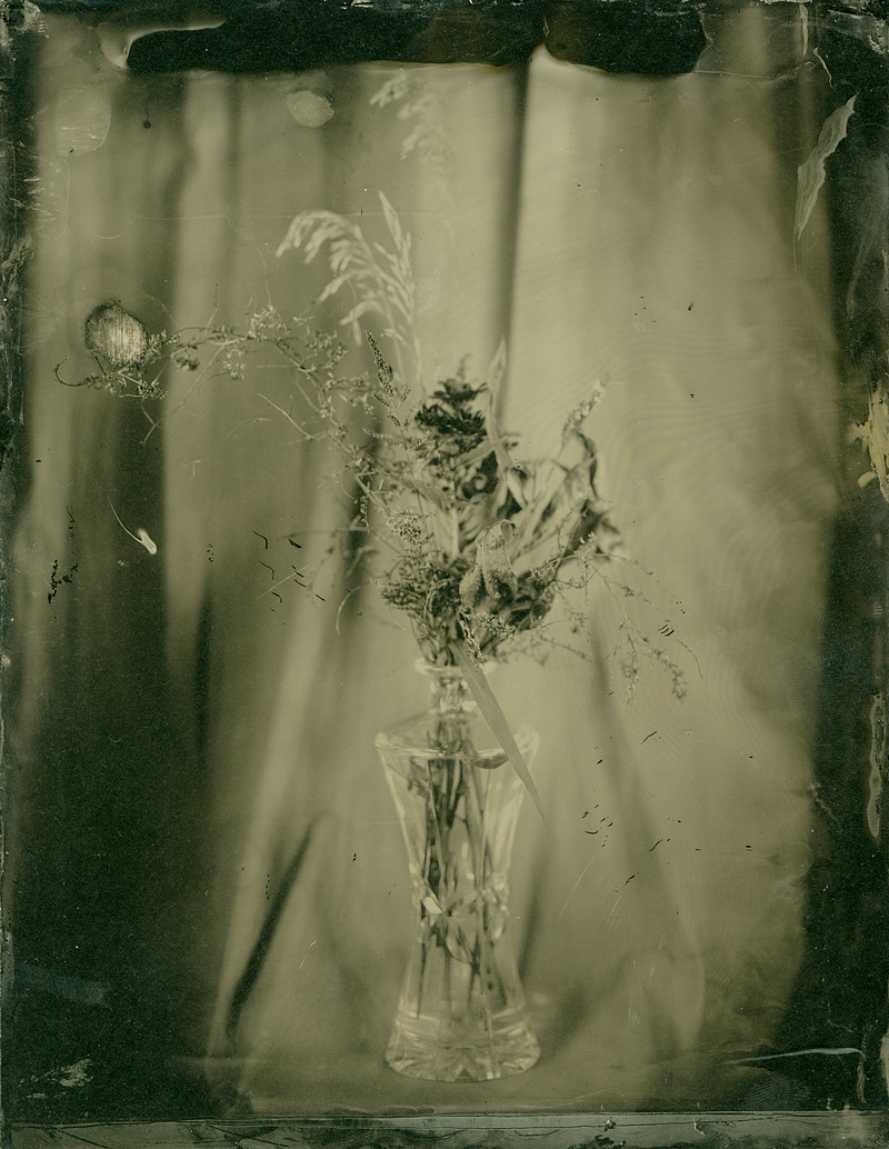 Wet Plate Collodion - Marie-Elena Schembri Photographer & Visual Artist