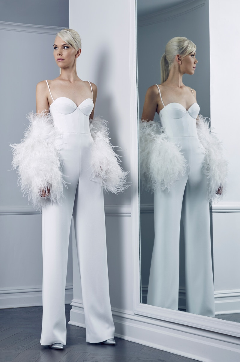 Bridal Runway Lookbook - www.marinachristinebridal.com