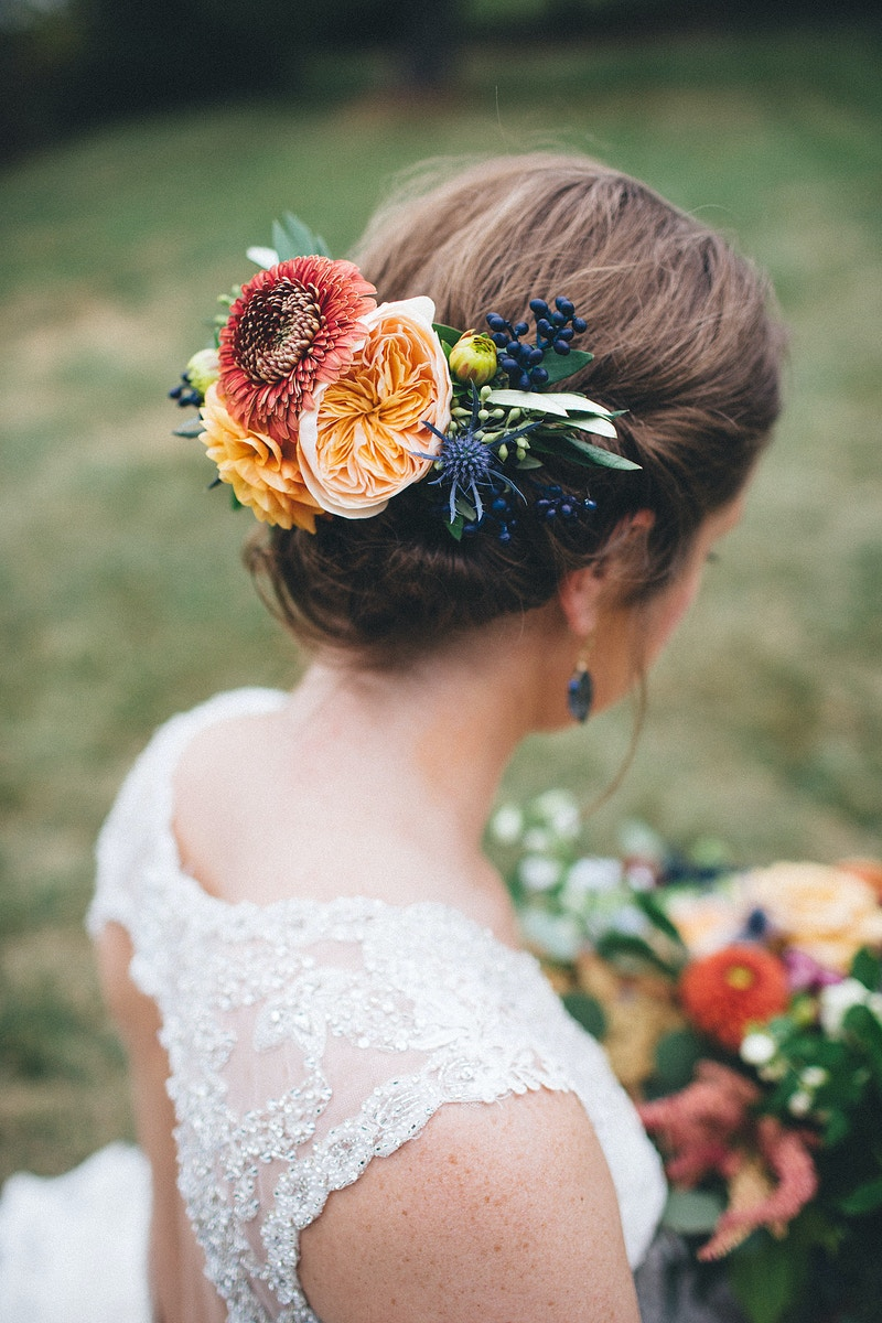 Featured On Junebug Weddings - Marina Mauletkali - Maryland Photographer