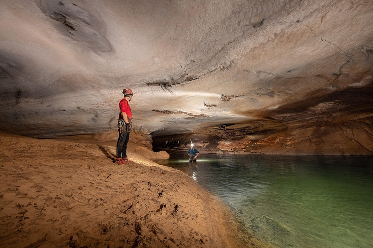 The Caves Of Mulu - Mark Burkey Photography