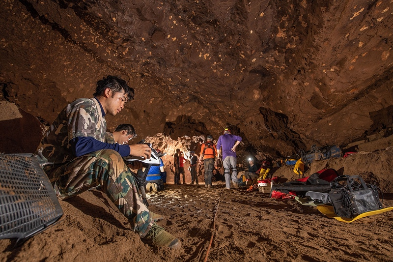 Tham Luang Home Of The Thai Cave Rescue - Mark Burkey Photography