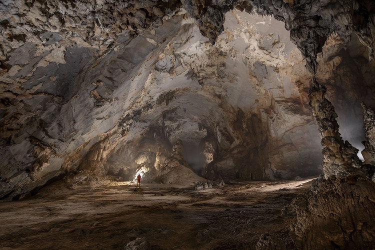 The Giant Caves Of China - Mark Burkey Photography