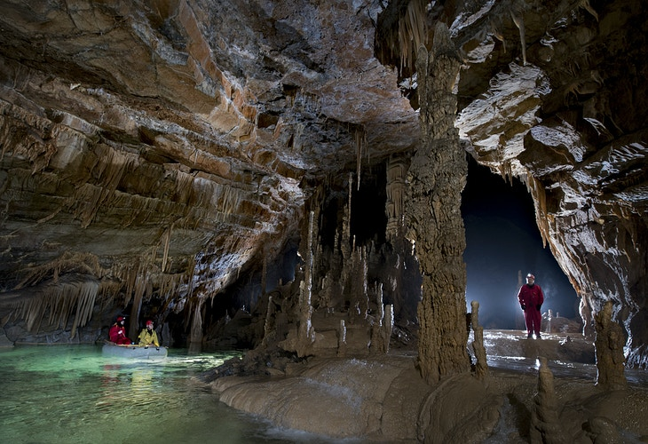 Slovenia The Home Of Speleology - Mark Burkey Photography