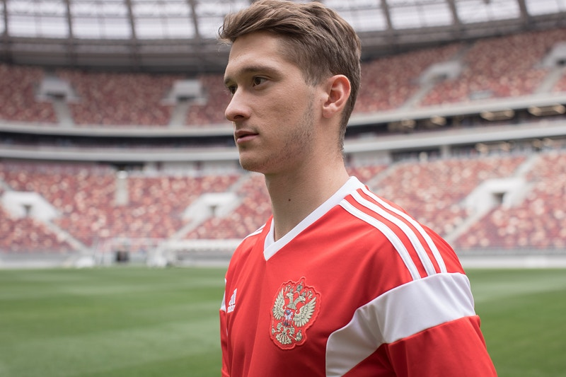 Russia For Adidas - Mark Surridge
