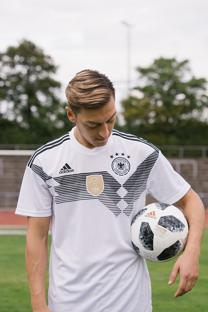 Germany For Adidas - Mark Surridge