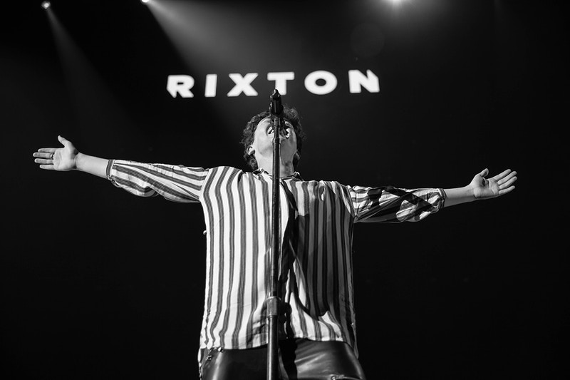 Rixton - Mark Surridge