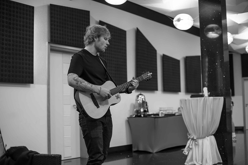 Ed Sheeran - Mark Surridge