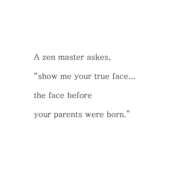 Your True Face - Marty Miller