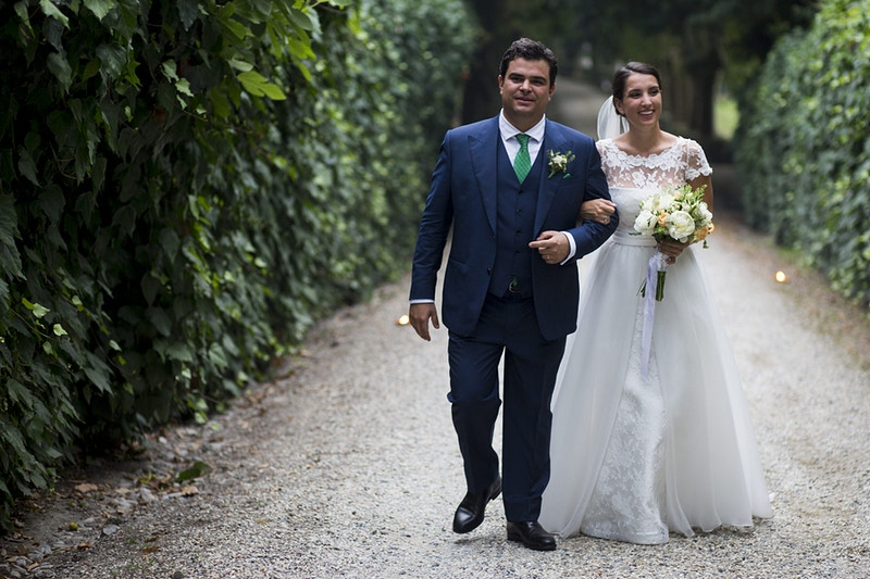Giulia And Francesco - Massimo Fontanino