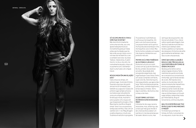 Fashion - Matilde Travassos