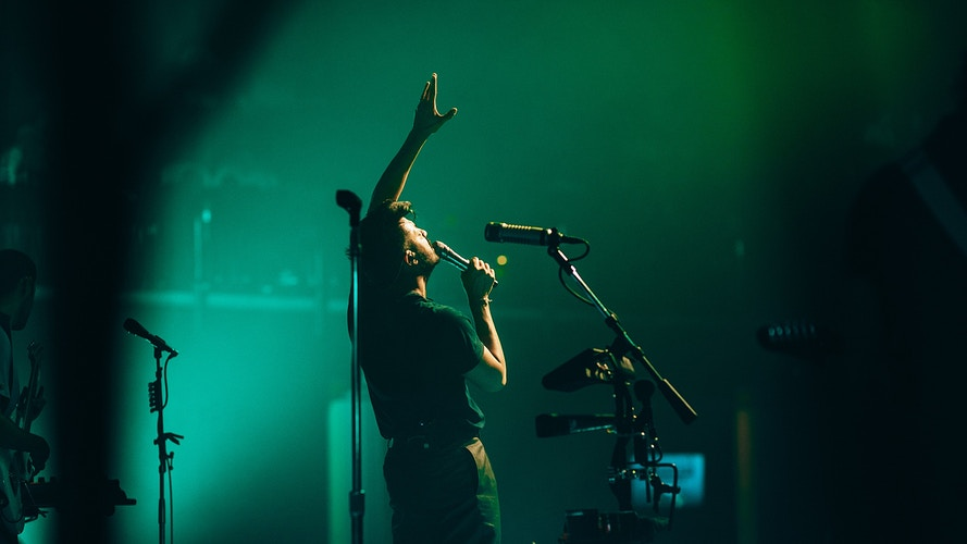 """Young The Giant """"Mirror Master Tour"""" (1/3) - MJB"""