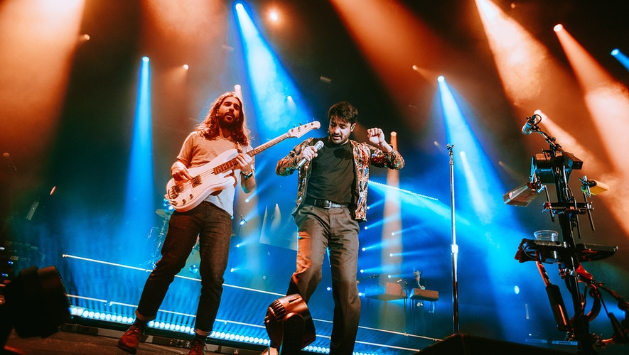 """Young The Giant """"Mirror Master Tour"""" (3/3) - MJB"""