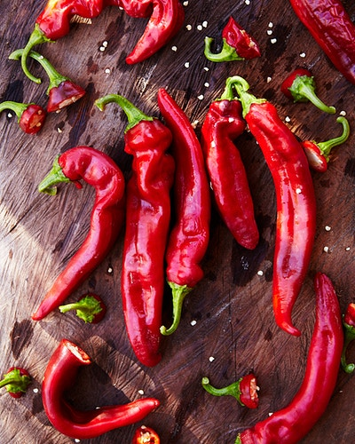 Hatch Chiles - Max Kelly Photography