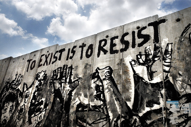 2006 To Exist Is To Resist Ii Palestine The Land Of Discord - Maysun Visual Journalist