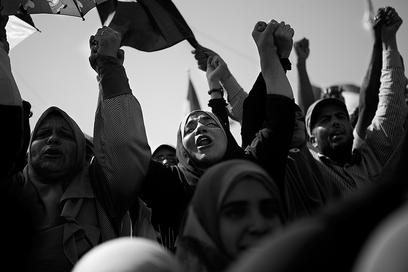 2013 Egyptian Women Between Revolution And Democracy - Maysun Visual Journalist