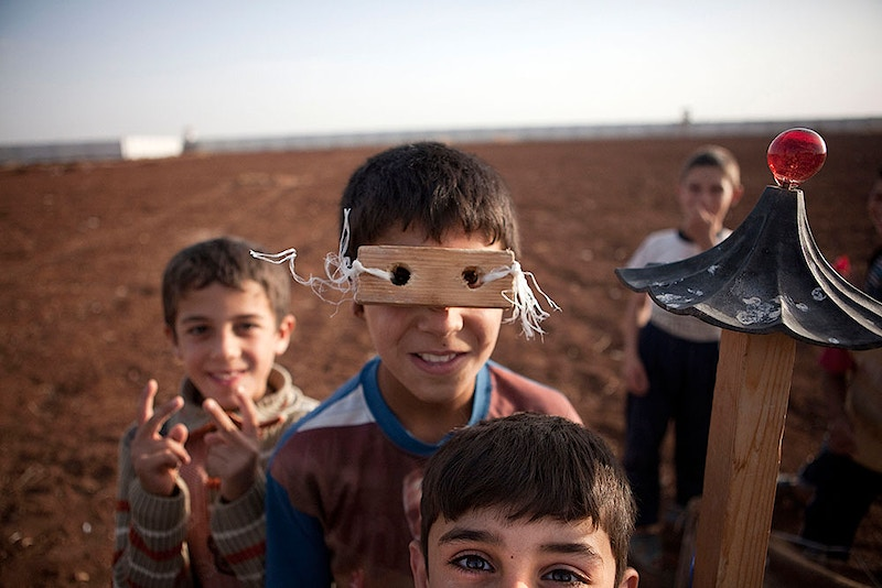 2012 13 Syrian Internal Displaced People - Maysun Visual Journalist