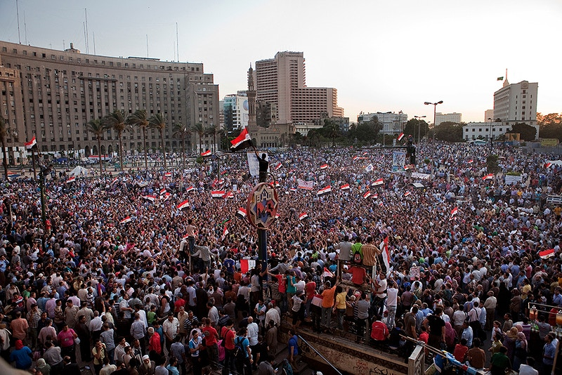 2012 Egyptian First Democratic Elections - Maysun Visual Journalist