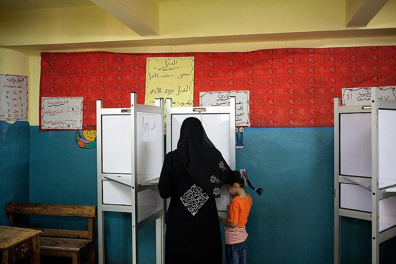 2012 Egyptian First Democratic Elections - Maysun Photographer