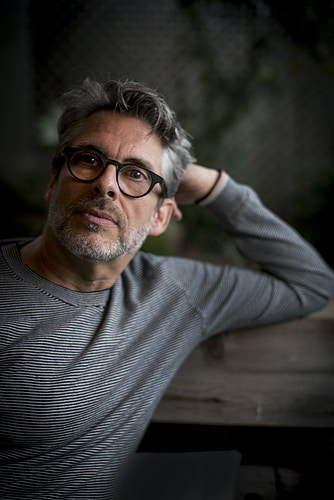 Author Michael Chabon - mazzera.com