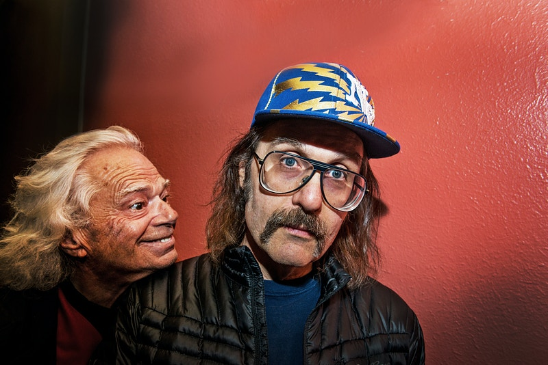 Actors from the Greasy Strangler - mazzera.com