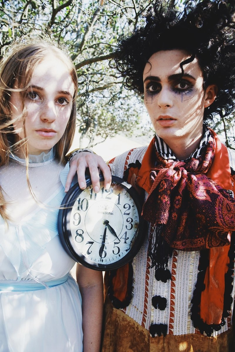 Alice And The Hatter - MEGHAN MARSHALL
