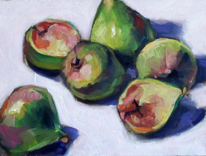 Cathedral Figs - Meghan Taylor Art