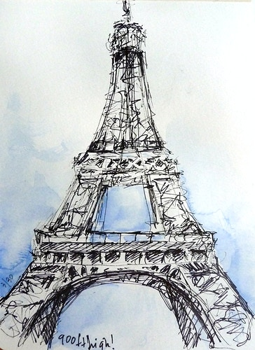 France - Meghan Taylor Art