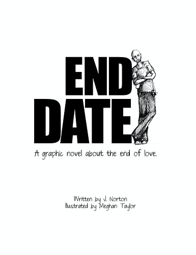 End Date - Meghan Taylor Art