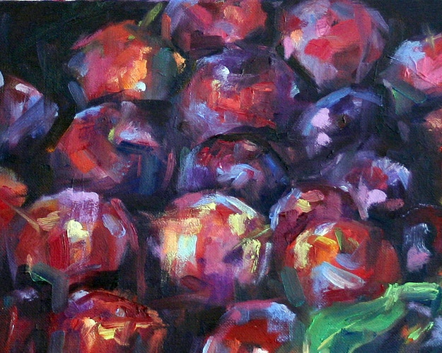 Sugar Plums - Meghan Taylor Art