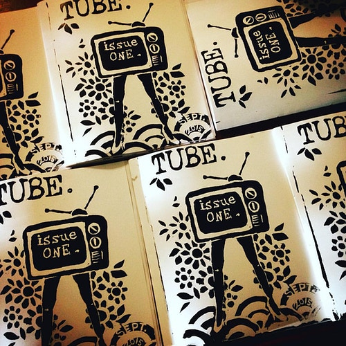 TUBE. Issue One. - Melissa Uroff