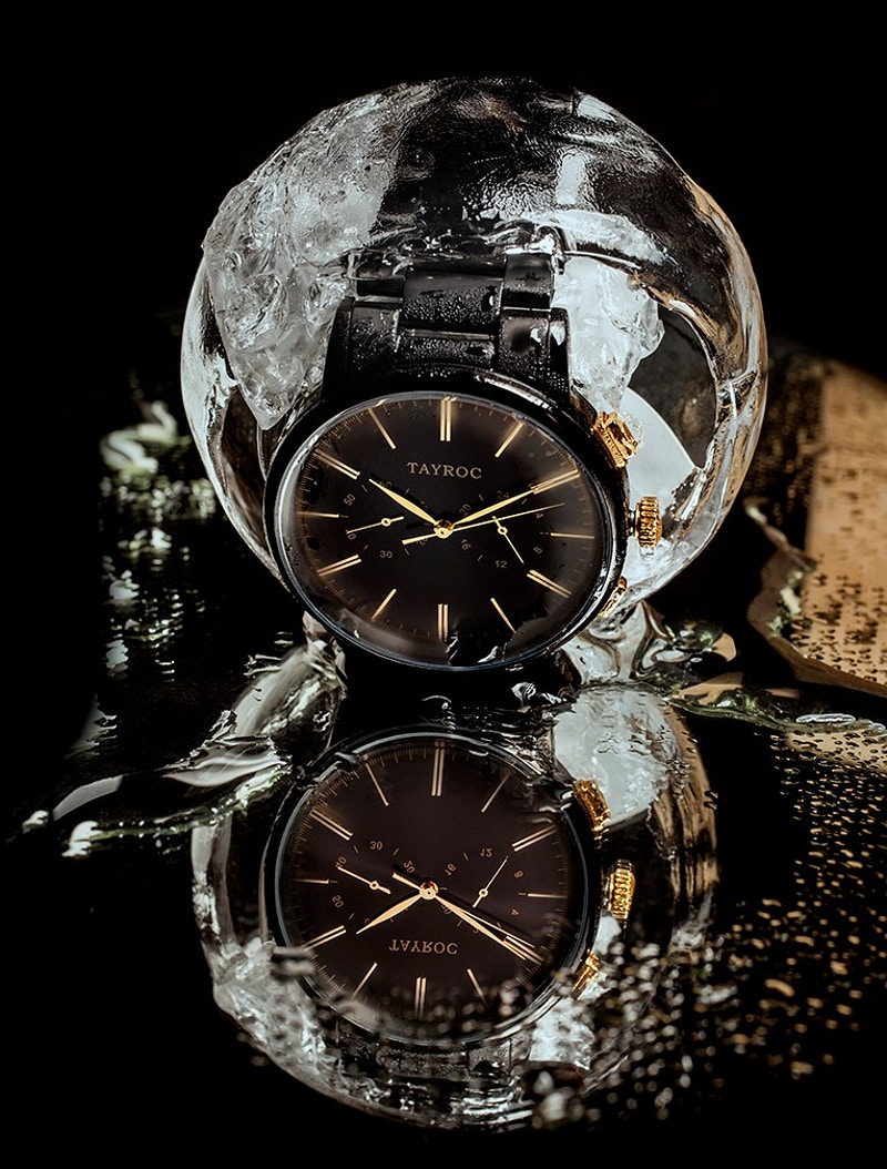 Tayroc watches - Michael Daks