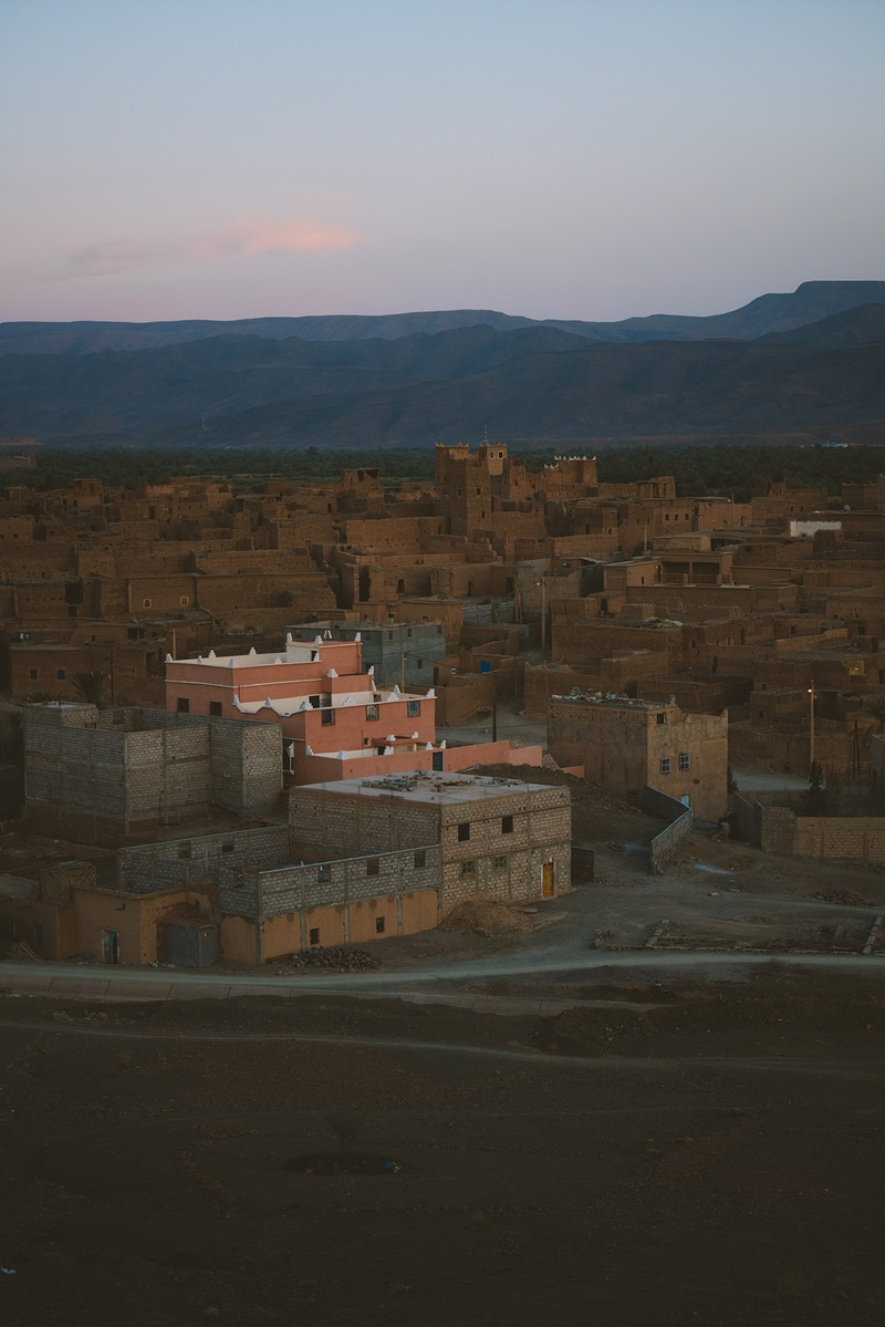 Morocco - MICHAEL OVERBECK