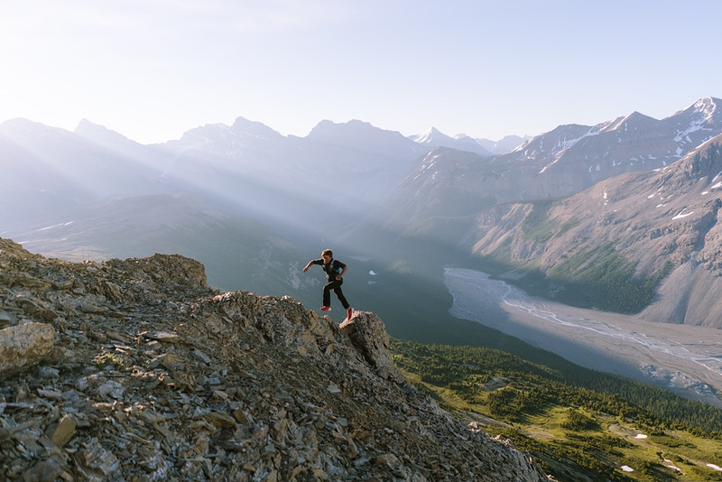 Bcanadian Running Magazine B Rockies - MICHAEL OVERBECK