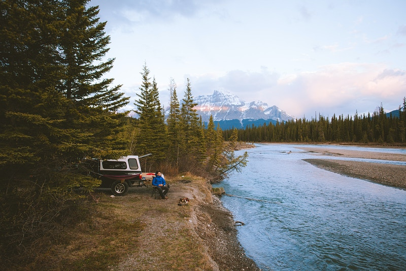Barcteryx B Icefield Parkway - MICHAEL OVERBECK
