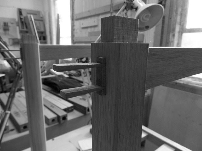 Process - Michael Royce Waldeck Woodworker