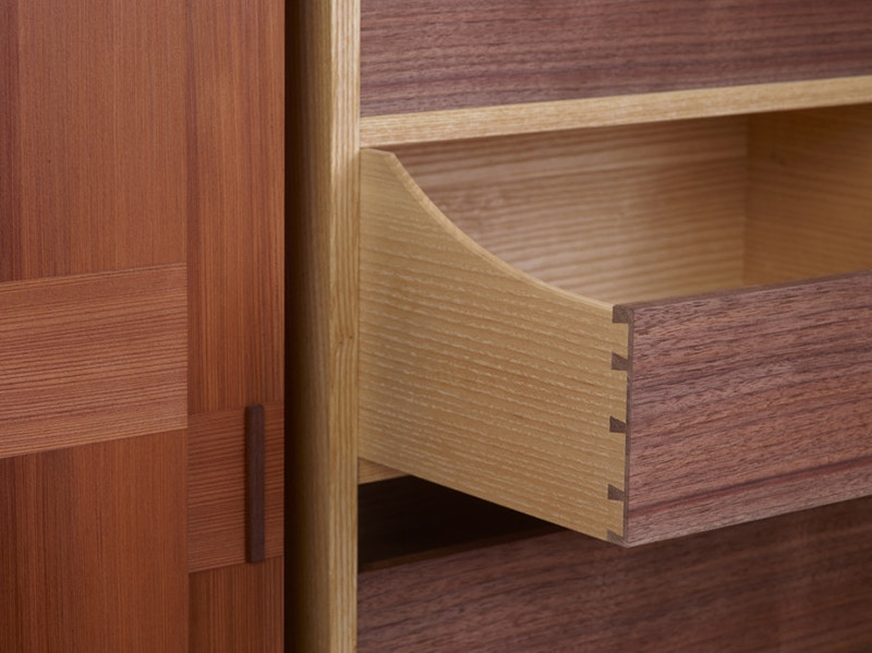 Let Me Off At The Top - Michael Royce Waldeck Woodworker