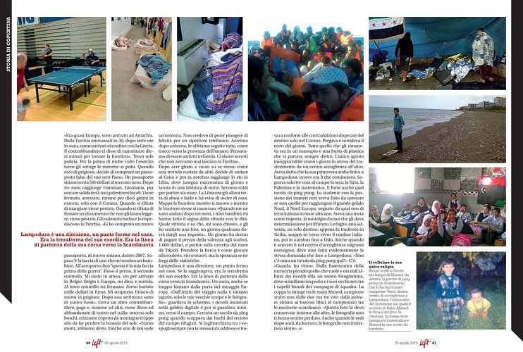 Migration Crossing Seas Lands Borders And Fatereportageandarticles - Michela AG Iaccarino