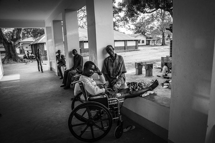 South Sudan No Weapons Inside The Hospital - Michela AG Iaccarino