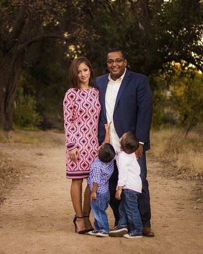 Families - Touch of Love Portraits