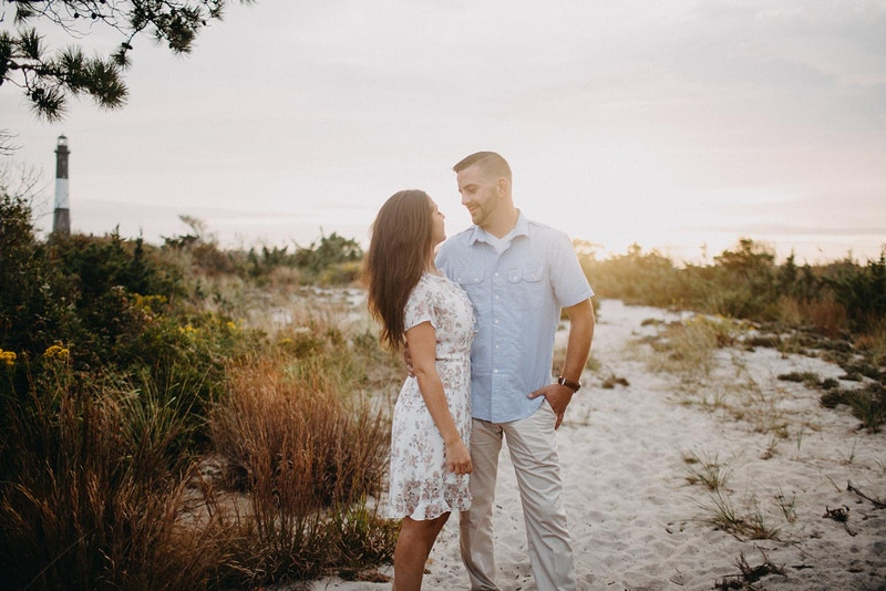 Alex And Greg Fire Island Ny - Michael Cassara | Photography - Long Island Wedding Photographer
